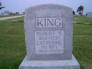 KING, CATHERINE - Pottawattamie County, Iowa | CATHERINE KING