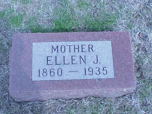 KINZER, ELLEN J. - Pottawattamie County, Iowa | ELLEN J. KINZER