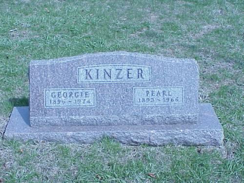 KINZER, GEORGIE & PEARL - Pottawattamie County, Iowa | GEORGIE & PEARL KINZER