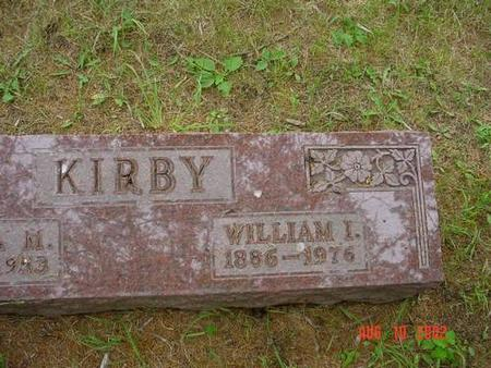 KIRBY, WILLIAM I. - Pottawattamie County, Iowa | WILLIAM I. KIRBY