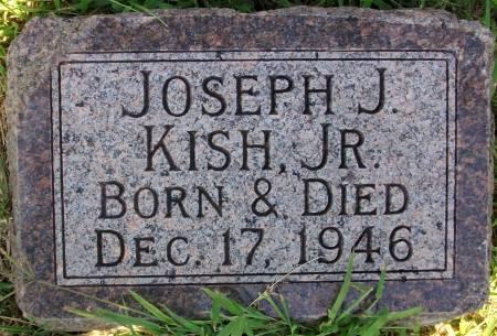 KISH, JR, JOSEPH J. - Pottawattamie County, Iowa   JOSEPH J. KISH, JR