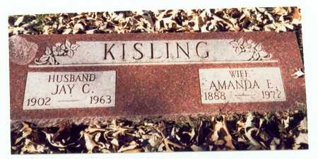 KISLING, AMANDA E. - Pottawattamie County, Iowa | AMANDA E. KISLING