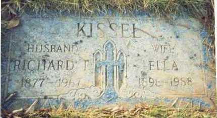 KISSEL, RICHARD T. - Pottawattamie County, Iowa | RICHARD T. KISSEL
