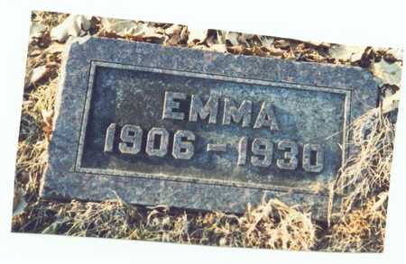 KLOPPING, EMMA - Pottawattamie County, Iowa   EMMA KLOPPING