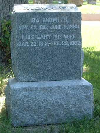 KNOWLES, IRA - Pottawattamie County, Iowa | IRA KNOWLES
