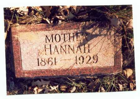 KNUDSEN, HANNAH - Pottawattamie County, Iowa | HANNAH KNUDSEN