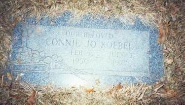 KOEBEL, CONNIE JO - Pottawattamie County, Iowa | CONNIE JO KOEBEL