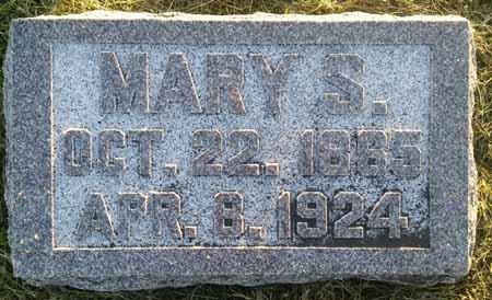 KRAKAU, MARY DOROTHEA SOPHIA - Pottawattamie County, Iowa   MARY DOROTHEA SOPHIA KRAKAU