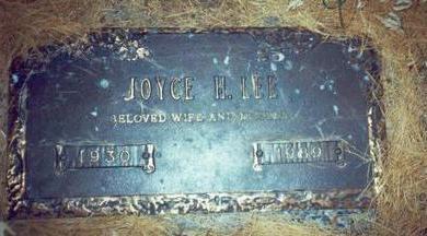 LEE, JOYCE H. - Pottawattamie County, Iowa | JOYCE H. LEE