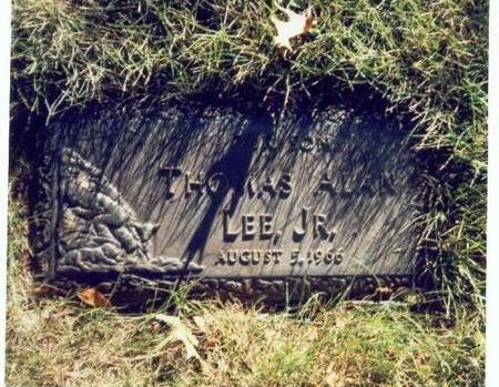 LEE, THOMAS ALAN JR. - Pottawattamie County, Iowa | THOMAS ALAN JR. LEE