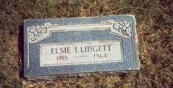 LIDGETT, ELSIE I. - Pottawattamie County, Iowa | ELSIE I. LIDGETT