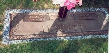 LIDGETT, JAMES GILROY - Pottawattamie County, Iowa | JAMES GILROY LIDGETT