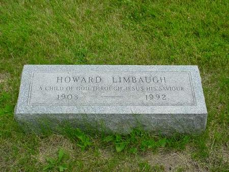 LIMBAUGH, HOWARD - Pottawattamie County, Iowa | HOWARD LIMBAUGH