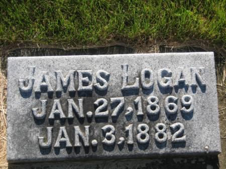 LOGAN, JAMES - Pottawattamie County, Iowa | JAMES LOGAN