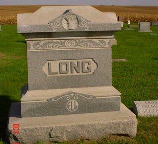 LONG, EMMA L - Pottawattamie County, Iowa | EMMA L LONG