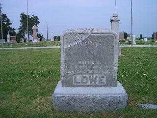 LOWE, HATTIE - Pottawattamie County, Iowa | HATTIE LOWE