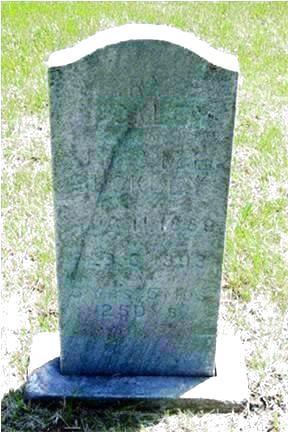 BUCKLEY, MARY E. - Pottawattamie County, Iowa | MARY E. BUCKLEY