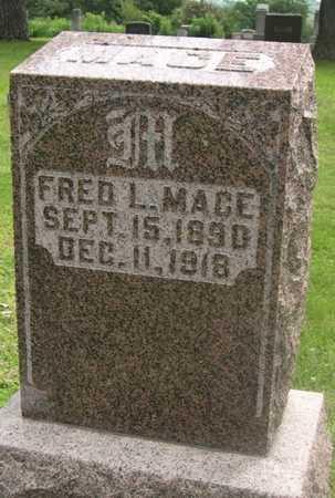 MACE, FRED L. - Pottawattamie County, Iowa | FRED L. MACE