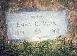 MARK, EMMA O. - Pottawattamie County, Iowa | EMMA O. MARK