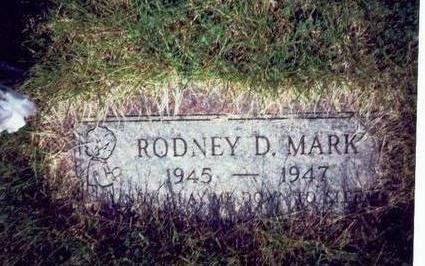 MARK, RODNEY D. - Pottawattamie County, Iowa | RODNEY D. MARK