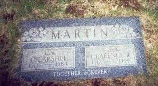 MARTIN, CLARENCE RICHARD - Pottawattamie County, Iowa | CLARENCE RICHARD MARTIN