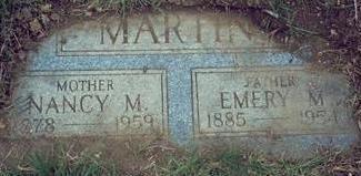 MARTIN, NANCY M. - Pottawattamie County, Iowa | NANCY M. MARTIN
