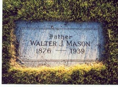 MASON, WALTER J. - Pottawattamie County, Iowa | WALTER J. MASON