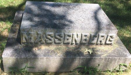 MASSENBERG, FAMILY MONUMENT - Pottawattamie County, Iowa | FAMILY MONUMENT MASSENBERG