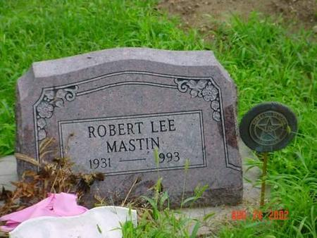 MASTIN, ROBERT LEE - Pottawattamie County, Iowa | ROBERT LEE MASTIN