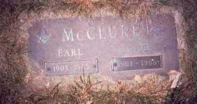 MCCLURE, EUNICE - Pottawattamie County, Iowa | EUNICE MCCLURE