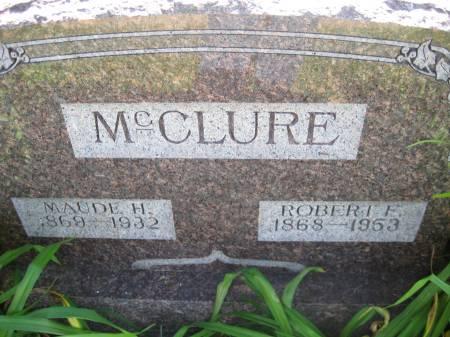MCCLURE, MAUDE H. - Pottawattamie County, Iowa | MAUDE H. MCCLURE