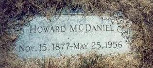 MCDANIEL, HOWARD - Pottawattamie County, Iowa | HOWARD MCDANIEL