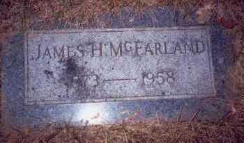 MCFARLAND, JAMES HAMILTON - Pottawattamie County, Iowa   JAMES HAMILTON MCFARLAND