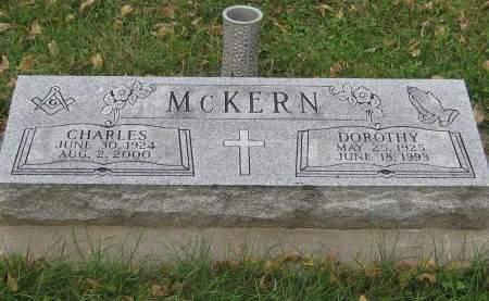MCKERN, DOROTHY - Pottawattamie County, Iowa | DOROTHY MCKERN