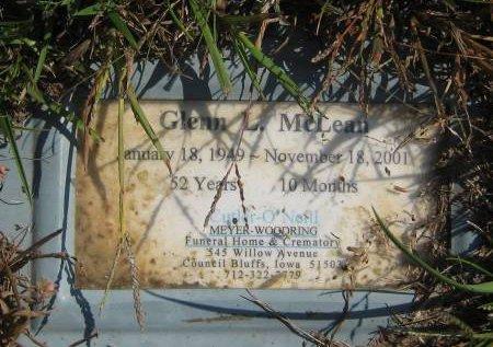 MCLEAN, GLENN - Pottawattamie County, Iowa | GLENN MCLEAN