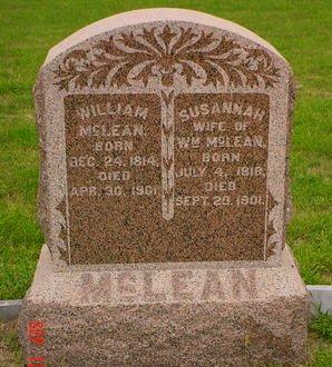 MCLEAN, SUSANNAH - Pottawattamie County, Iowa | SUSANNAH MCLEAN