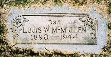 MCMULLEN, LOUIS WILSON - Pottawattamie County, Iowa | LOUIS WILSON MCMULLEN