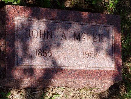MCNEIL, JOHN ALBERT - Pottawattamie County, Iowa | JOHN ALBERT MCNEIL