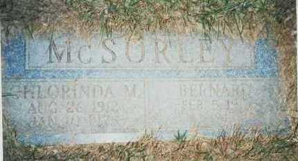 MCSORLEY, CHLORINDA M. - Pottawattamie County, Iowa | CHLORINDA M. MCSORLEY