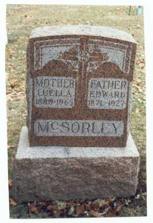 MCSORLEY, EDWARD - Pottawattamie County, Iowa | EDWARD MCSORLEY