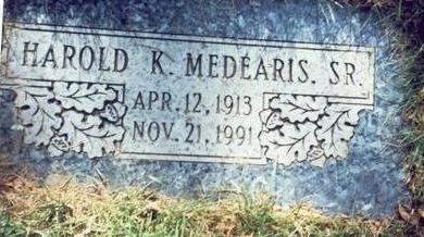 MEDEARIS, HAROLD K. SR. - Pottawattamie County, Iowa | HAROLD K. SR. MEDEARIS