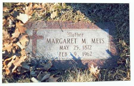 MEIS, MARGARET M. - Pottawattamie County, Iowa   MARGARET M. MEIS