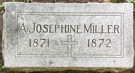 MILLER, A JOSEPHINE - Pottawattamie County, Iowa | A JOSEPHINE MILLER