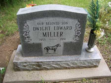 MILLER, DWIGHT EDWARD - Pottawattamie County, Iowa | DWIGHT EDWARD MILLER