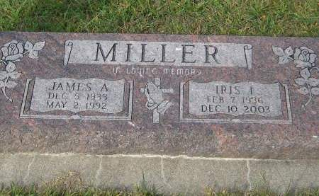 MILLER, JAMES A. - Pottawattamie County, Iowa | JAMES A. MILLER