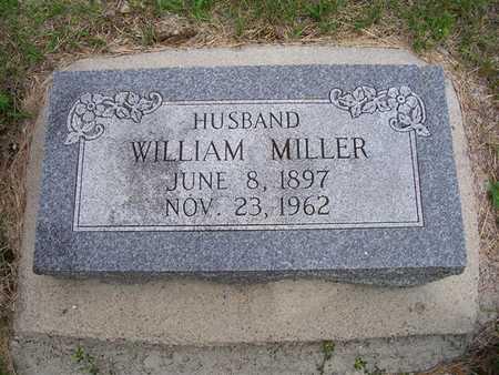 MILLER, WILLIAM - Pottawattamie County, Iowa | WILLIAM MILLER