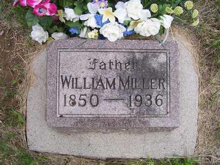 MILLER, WILLIAM F. - Pottawattamie County, Iowa   WILLIAM F. MILLER