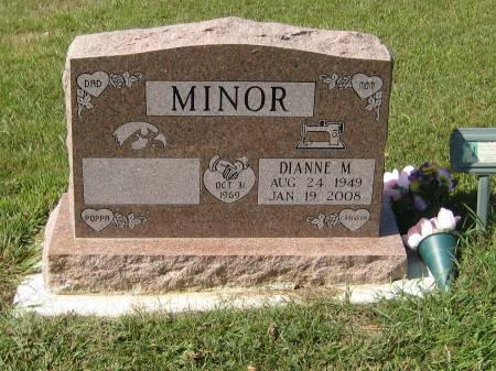 MINOR, DIANNE M. - Pottawattamie County, Iowa | DIANNE M. MINOR
