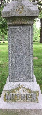 MITHEN, FAMILY MONUMENT - Pottawattamie County, Iowa | FAMILY MONUMENT MITHEN