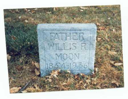 MOON, WILLIS R. - Pottawattamie County, Iowa | WILLIS R. MOON